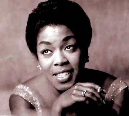 Sarah Vaughan - Live At Antibes Jazz Fest. 1963 - Past Daily Downbeat | Jazz Plus | Scoop.it