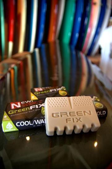 Green Fix : une wax naturelle pour faire du surf   Surf Prévention   Sport et Ecologie   Scoop.it