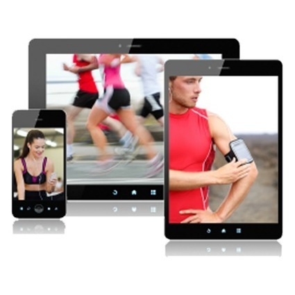 People Track Their Health and Fitness Daily With Mobile Apps | Mobiquity | mHealth and eHealth | Scoop.it