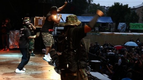 Public Enemy – Bring The Noise – Live (Cabaret Vert 2012) | News musique | Scoop.it