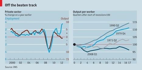 The job-rich depression   The Triple Dip   Scoop.it
