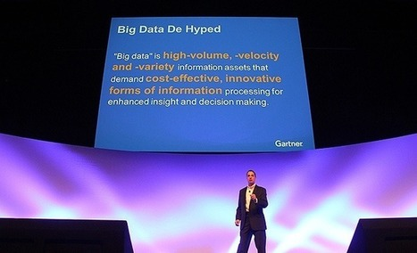 #GartnerBI and Big Data: Fear, Loathing, and Business Breakthroughs | Visualinfo | Scoop.it