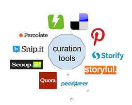 Content curation | Services to Schools | Digital content curation: Redefining the role of a librarian | Scoop.it