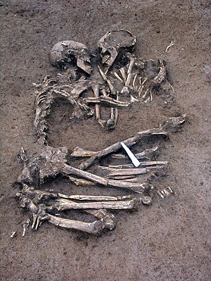 6,000 Years Later, the 'Lovers of Valdaro' Need a New Home | World Neolithic | Scoop.it
