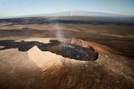 Video > el volcán Kilauea en alucinante 4K Ultra HD | CTMA | Scoop.it