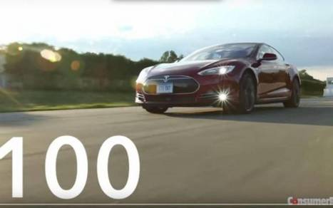 Consumer Reports says new Tesla is best car ever | Internet of Things - Technology focus | Scoop.it