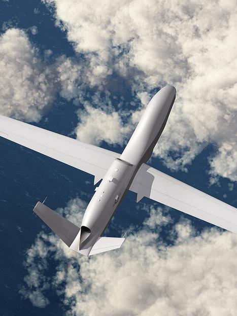 Australia seeks Triton superdrones to keep a watch on Indian Ocean | Aerospace | Scoop.it