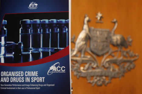 Drugs, crime and ball games: how Aussie sport got crooked | SM Draft | Scoop.it