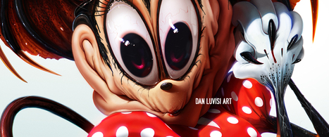 Dan LuVisi | Digital & Traditional Art | Scoop.it