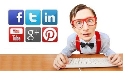 Médias sociaux: 7 raisons pour ne pas les confier à votre stagiaire ...!!! | Cemi | Scoop.it