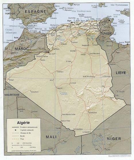 En Algérie, la bataille du peuple contre le gaz de schiste ne faiblit pas   Energie, énergies renouvelables, solaire, éolien...   Scoop.it