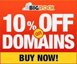 Cheapest .NET domain registration at BigRock | New Coupon List | Scoop.it