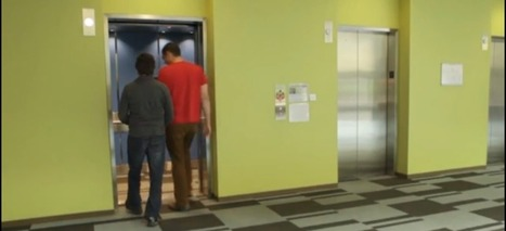 Microsoft Research built a smart elevator that uses AI to figure out what floor you're going to | Digital surroundings | Scoop.it