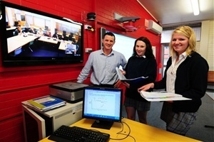 Video learning a taste of future classrooms - Port Macquarie News | Technology in EducationTeaching and Learning | Scoop.it