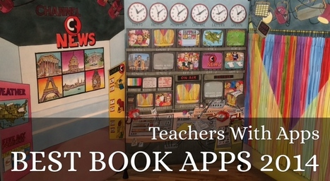 BEST Book Apps 2014 | 21 century Learning Commons | Scoop.it