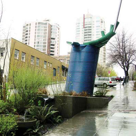 Water Conservation Done Creatively | This Gives Me Hope | Scoop.it