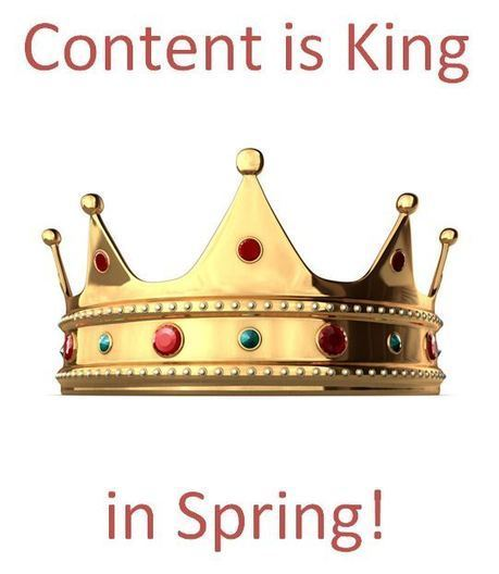 Spring Into A New Content Strategy - Search Engine Land | Corporate Social Business | Scoop.it