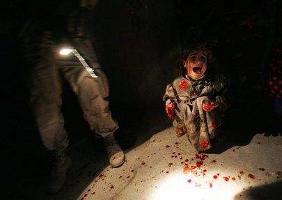 Testament: Remembering Chris Hondros' Iconic Photograph From Iraq | Best of Photojournalism | Scoop.it