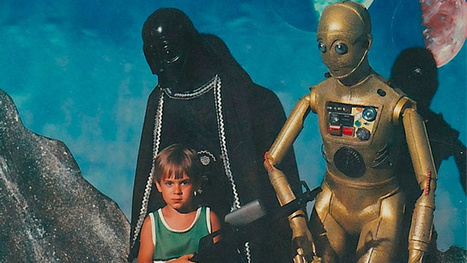 A Treasure Trove of Awesome Old-School Star Wars Costumes | All Geeks | Scoop.it