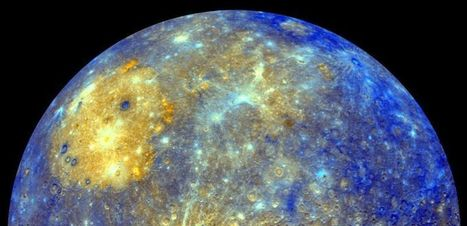 Mercury's 4-Billion Year-Old Magnetic Field Reveals Planet's Past | Geology | Scoop.it