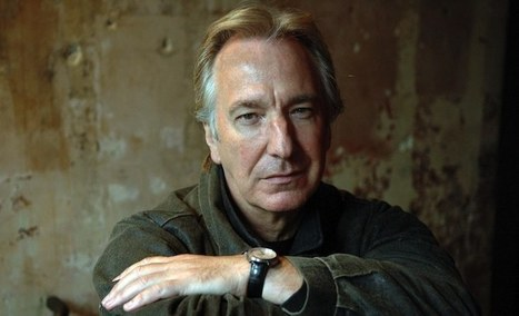On Alan Rickman, Loss, and Mourning Our Heroes   Teacher-Librarianship   Scoop.it