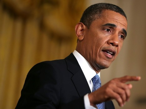 Why the Meaning of The Is Putting Obama Into a Constitutional Mess | Success Blog | Scoop.it