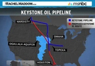 Rachel Maddow Touts Keystone XL Delay as a Victory for Opponents | EcoWatch | Scoop.it
