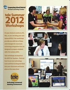 End July by attending Connecting Digital & Print Literacy Workshop | Textured Literacy | Scoop.it