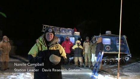 Midwinter celebrations 2014 — Australian Antarctic Division | Antarctica | Scoop.it