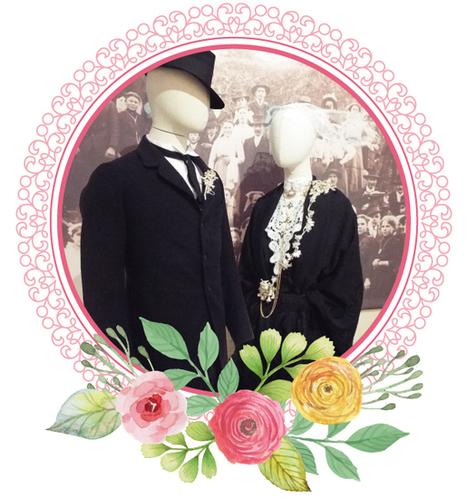 À la mode du Trégor-Goëlo : Les costumes de mariage | GenealoNet | Scoop.it