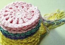 Day 54 / 366 – Crochet Stack « Fine Arts Journal | Fiber Arts | Scoop.it