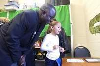 Irondequoit students find colorful way to help South Sudan | Education in South Sudan | Scoop.it