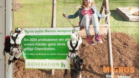 TAGESANZEIGER Die Migros, Greenpeace und das Gift (09.04.13) | Fallbeispiel «Migros – ein M giftiger» | Scoop.it