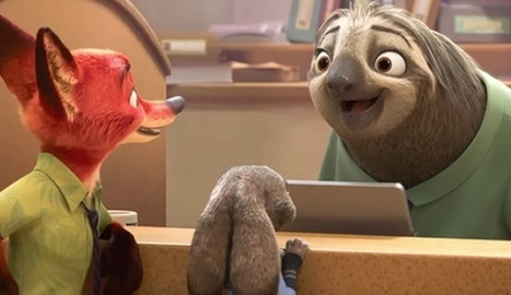 Celebrate The Zoo Year By Watching The New Trailer For Disney's 'Zootopia' (VIDEO) - Movie Smack Talk | Movies | Scoop.it