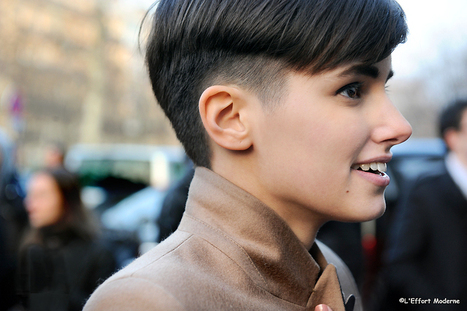 Girls With Short Hair Are Damaged | Just Awesome | Scoop.it