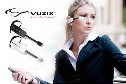 Vuzix M100 Smart Glasses Adds Nuance Voice Recognition ... | Le Elearning dans l'univers connecté | Scoop.it
