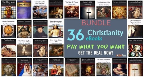 Christianity eBook Bundle | LibriPass | Ebooks Collection | Scoop.it