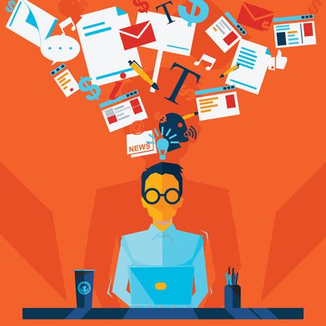 Ideas para crear contenido de calidad | Tendencias y Futuro del e-learning | Scoop.it