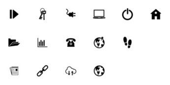 Free vector icons | SVG, PSD, PNG & Icon Font | Thousands of Free Icons | internet | 2.0 | nouvelles technologies | Scoop.it