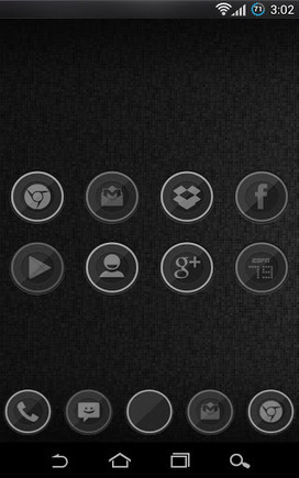 Icon Pack - Pop White v1.0 (paid) apk download | ApkCruze-Free Android Apps,Games Download From Android Market | Android Apps And Games ApkLife.com | Scoop.it