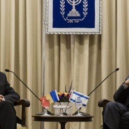 Romania: Palestinians should recognize Israel as Jewish state | Jewish Education Around the World | Scoop.it
