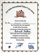 Best Portrait Tattoo Artist & Shop in Delhi, India | Sikhism Tattoo | Best Tattoo Artist in India | Scoop.it
