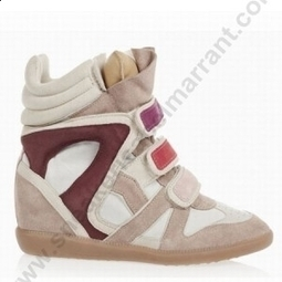 Good Quality Cheap For Sale NYHID-66S Isabel Marant Sneakers Willow Grey and Multicolor Suede | sneakerisabelmarrant.com | Scoop.it