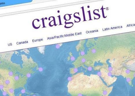 How To Avoid Craigslist's Rampant 'Sight Unseen' Purchase Scams | Criminology and Economic Theory | Scoop.it