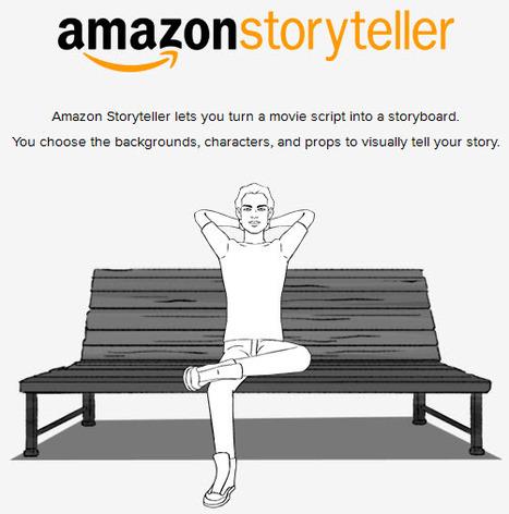 Amazon Storyteller: Convierte automáticamente guiones en storyboards | Notas de eLearning | Scoop.it