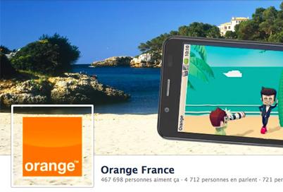 Stratégie de marque et marketing expérientiel sur Facebook : le cas Orange | Identité des marques | Scoop.it