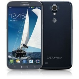 How To Use Samsung Galaxy Mega | Mobiles | All | Scoop.it