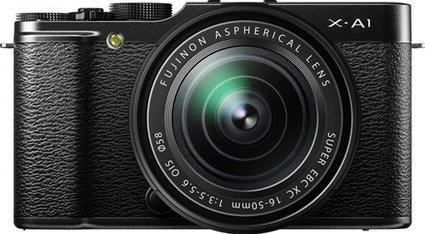 Fujifilm X-A1: in arrivo una mirrorless a prezzi da saldo? - Pausa Caffè | Web site photo Fujifilm camera | Scoop.it