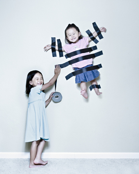 ファンタジックな少女たちの写真が人気 «  WIRED.jp 世界最強の「テクノ」ジャーナリズム | Seeking for UI and UX design | Scoop.it