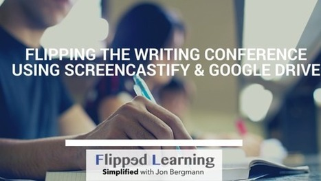 Flipping Feedback using ScreenCastify & Google Drive | Screencasting & Flipping for Online Learning | Scoop.it